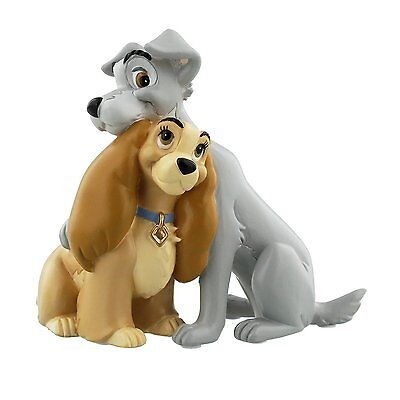LADY AND THE TRAMP Figurine Disney Magical Moments Ornament *Boxed* NEW