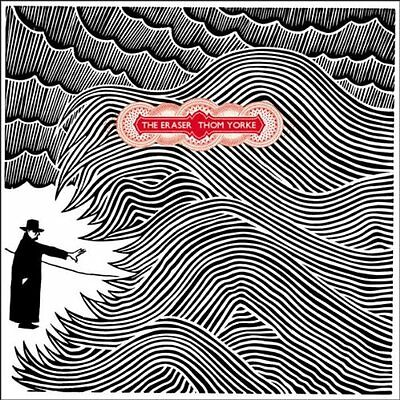THOM YORKE : THE ERASER  (LP Vinyl) sealed