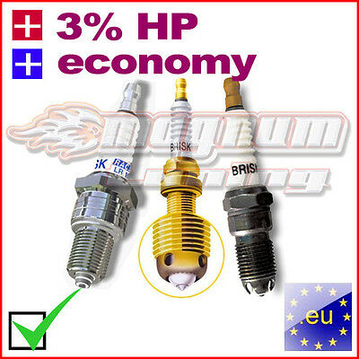 PERFORMANCE SPARK PLUG Honda VT750 C Black Widow Shadow Aero  +3% HP -5% FUEL