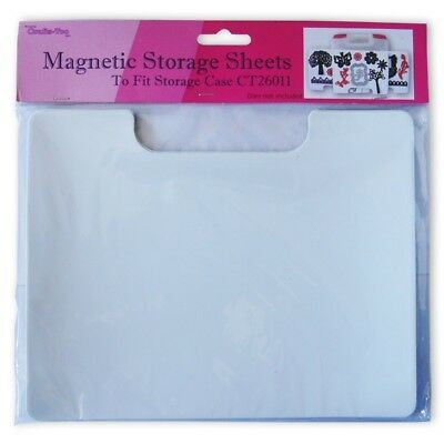 Crafts-Too Magnetic Storage Sheet Set for Magnetic Die Storage Case CT26011A
