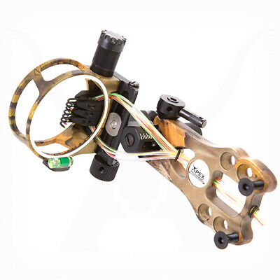 Raptor 7 - Fibre Optic Bow Sight For Compound Bows