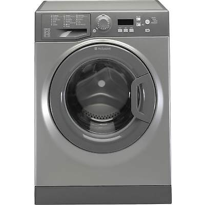 Hotpoint WMBF742G A++ 7Kg 1400 Spin 16 Programmes Washing Machine in Graphite