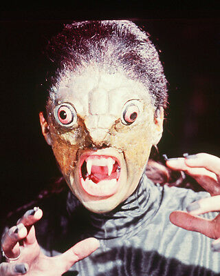 The Reptile great scary portrait of the monster 8x10 Photo