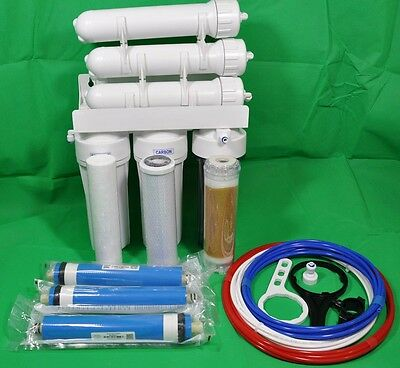 450GPD Reverse Osmosis DI Water Filter System & Accesories /Windows Cleaning/