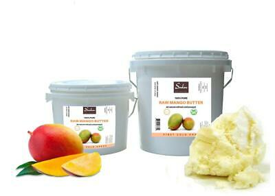 High Quality All Natural Refined Mango Butter 100% Pure Organic