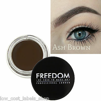 Freedom Makeup Eyebrow Definition HD Brows  - Pro Brow Pomade Ash Brown