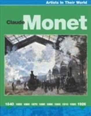 CLAUDE MONET ____ Artists In Their MUNDO ____ Nuevo