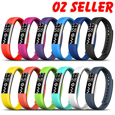 Wireless Bracelet Wristband Replacement Band Large Small for Fitbit Alta HR