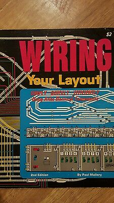 Wiring your layout magazine by Paul Mallery (2nd - 1971)