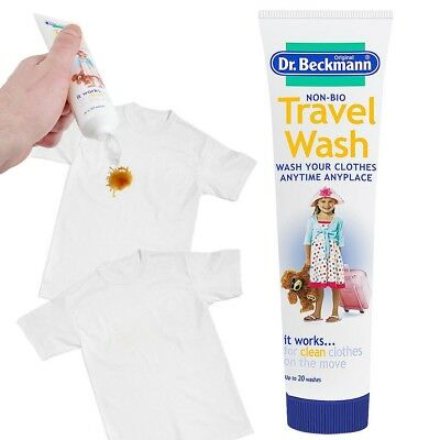 Dylon Travel Wash Fabric Care 75Ml 20 Wash Uk Free Delievry