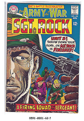 Our Army at War #192 (Apr 1968, DC) f