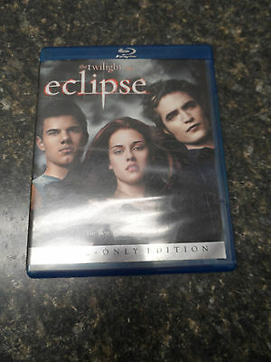 The Twilight Saga: Eclipse (Blu-ray Disc, 2010) BY8A