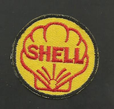 "Shell Gas Company  1 7/8 ""  Patch"