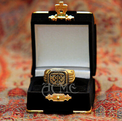 Richard Cypher Wedding Ring LEGEND OF THE SEEKER Reproduction costume prop