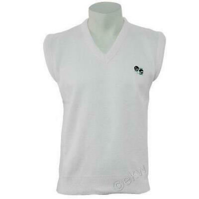Bowls Sleeveless Jumper Knitted Tank Top   Sweater   Lawn Bowling