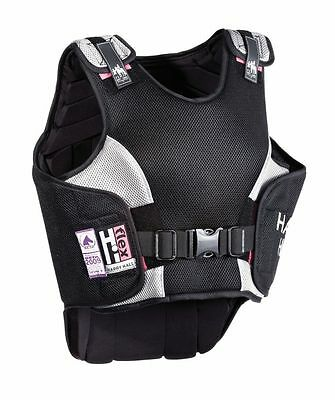 Harry Hall ladies hi-flex body protector level 3 flexible horse riding