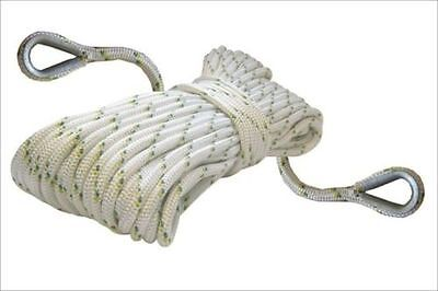 """Portable Winch Double Braided Polyester Rope - 984' x 1/2"""" - PCA-1218M2ESC"""