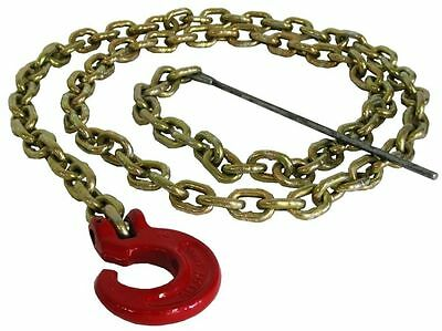 Portable Winch Choker Chain with C-Hook and Steel Rod - PCA-1295