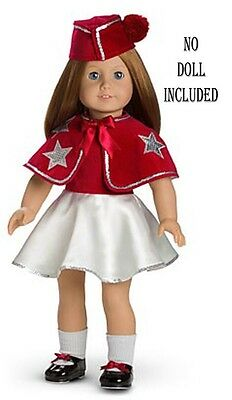 8cb2eabe0 AMERICAN GIRL DOLL Emily Tap Costume Dance Outfit Retired -  74.95 ...
