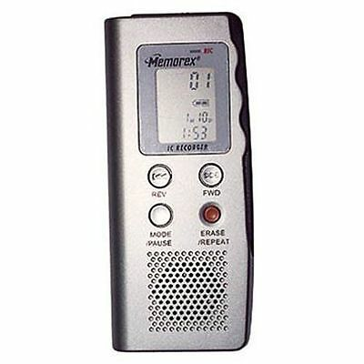 Lot of 10 Memorex MB2058 Voice Recorder 8 hours w/ built-in Speaker.
