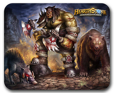 Mousepad Rexxar - Hearthstone Heroes of Warcraft Tappetino per Mouse