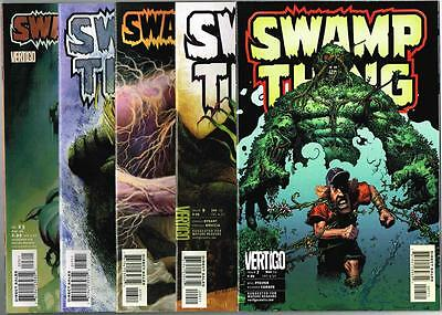 DC Vertigo - SWAMP THING - 5 Issues #7,9,13,17,23 - MATURE READERS (A145)