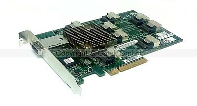 ProLiant G6 / G7 SAS Expander Card 6G + 2x Mini SAS Kabel  487738-001