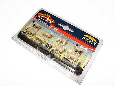 36-083 Bachmann OO Gauge Sheep