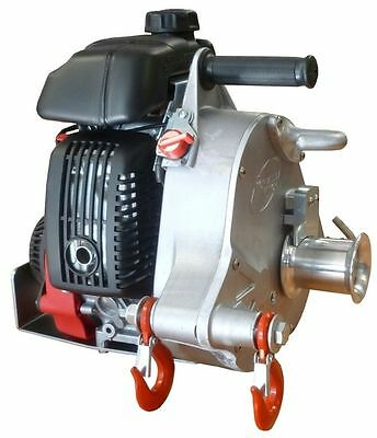Portable Gas-Powered Capstan Winch PCW5000-HS - High Speed