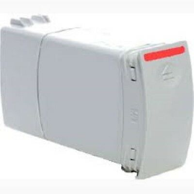 PPS Red Ink Cartridge for IJ90 machines + 500 labels FREE!