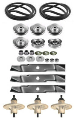 """Murray 46"""" Lawn Mower Deck Parts Rebuild Kit 037X89MA Primary Belt FREE Shipping"""