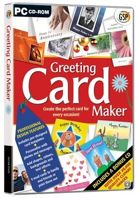 GSP Greeting Card Maker PC
