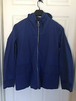 Barbour - Norton & Sons Seaboard Jacket, Navy Blue, Medium, NWT, MCA0214BL71M