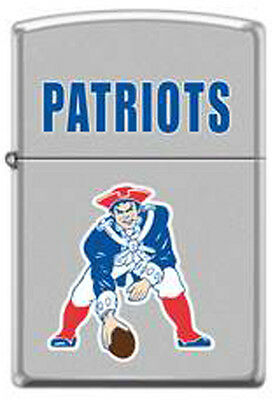 New England Patriots American Football NFL Sports Zippo Lighter