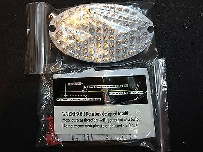 Buell XBR / XBS / 1125 integrated LED tail light (with turn signals)