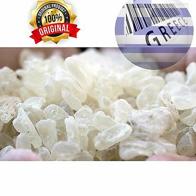 Greek  MASTIC OF CHIOS gum mastiha  bulk top quality Tears FRESH exp. 2019