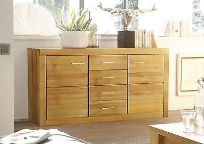 schrank holzschrank hochschrank kernbuche massiv solido eur 949 00 picclick de. Black Bedroom Furniture Sets. Home Design Ideas