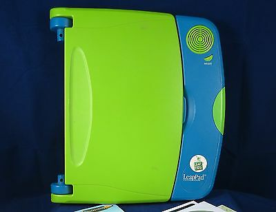 LeapPad LeapFrog Learning System with Leapster2 CD Online Disc Good Condition FS