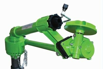"1 New Ducar 70 1 1/2"" Rain Gun Gear Drive Sprinkler- Pasture-Dust-Farm"