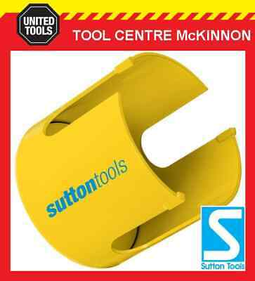 "SUTTON 64mm (2-1/2"") TCT MULTI-PURPOSE HOLESAW FOR WOOD, FIBRE CEMENT ETC"