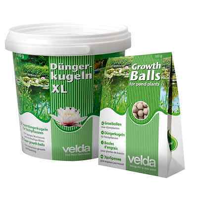 Velda Growth Balls Pond Plant Fertiliser Water Lilies Garden Plantation Food