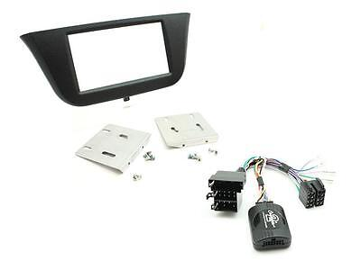 Double Din Facia Fitting Kit Connects2 CTKLR02 Freelander TD4 04-07
