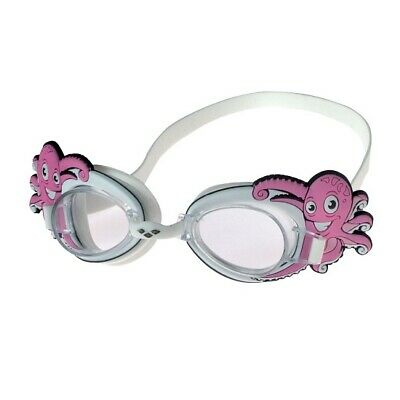 Arena - BUBBLE WORLD JUNIOR - OCCHIALINI NUOTO BIMBO/A - art.  9233920-BIANCO
