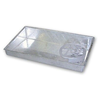 Hobart 56 Tin Feed Pan Left Hand for 4056, 4156 Meat Chopper AFC:56PAN-TIN