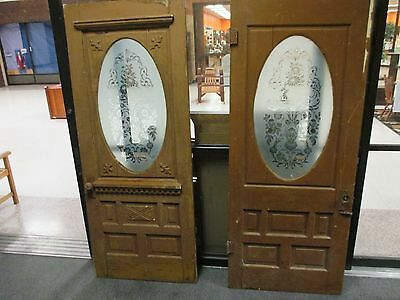 Antique Door (2 doors)