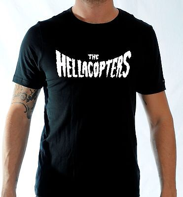 Camiseta The Hellacopters Musica Rock  Xs/s/m/l/xl/xxl/3Xl