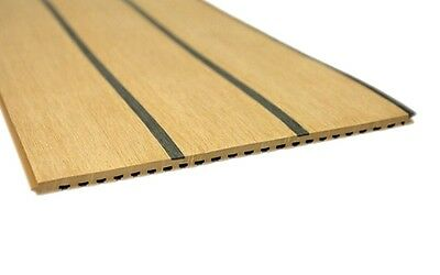 150MM Base Synthetic Decking PVC Profile 10 Metre Roll PVC/Boat/Yacht