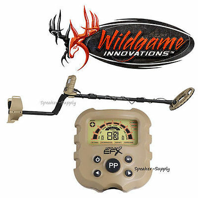 Wildgame Innovations Storm MX50 Digital Metal Detector HD Submersible Coil