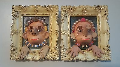 Pig and Rhino nose family or wedding 3D portraits picture by David Archer
