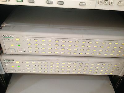 ANRITSU MN7451A RF  Switch Driver Unit